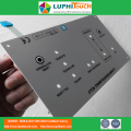 R-CON AB RCLF Alüminyum Backer Dokunsal Membrane Switch