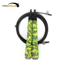 Small Handle Sweatband Adjustable Speed Jump Rope For Kids