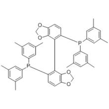 Phosphine,( 57271170,4S)-[4,4'-bi-1,3-benzodioxole]-5,5'-diylbis[bis(3,5-dimethylphenyl)- (9CI) CAS 210169-57-6