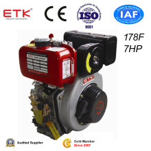 High Speed 7HP Air Cooled Diesel Engine