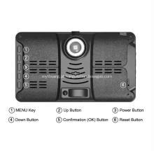 Traço Câmera DVR Monitor e Backup Camera