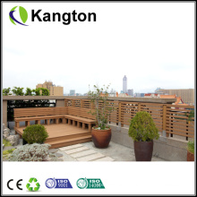 Eco-Freindly Wood Plastic Composite WPC Decking (WPC decking)