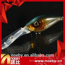 NOEBY excellent quality hard artificial bait with VMC hooks
