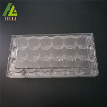 Plastic Coturnix Quail Eggs Packaging Container