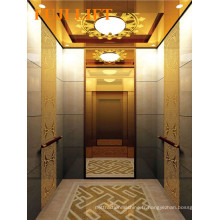400kg Luxury Small Residential Home Lift Ascenseur