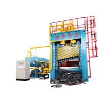 Tesoura pórtico automática para resíduos pesados de resíduos metálicos