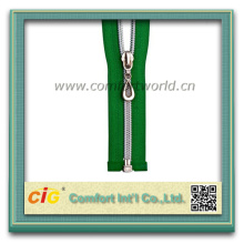 2018 Metal Nylon Zipper