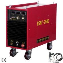 Machine de soudage à inverseur RSN7-2500 pour poteaux de soudure M4-M28