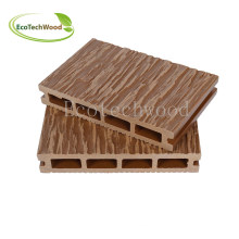 Antique Wood Grain WPC Flooring