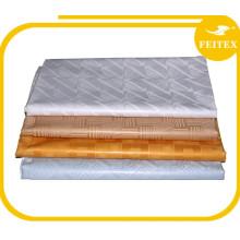 FEITEX Wedding Party Soft Fabric Wholesale Guinea Brocade 100% algodón bordado Bazin Riche ropa africana vestirse