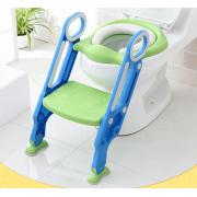 Kids Foldable Toilet Seat Toilet Ladder