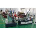 PE.EVA+CaCO3,talc,TiO2,Carbon Black Enforcing modification twin screw extruder process