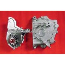 El CNC de alta precisión del molde de fundición a presión de la aleación de aluminio que trabaja a máquina automotriz a presión