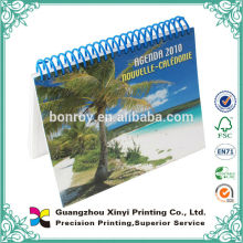 Company custom 2015 best table calendar design