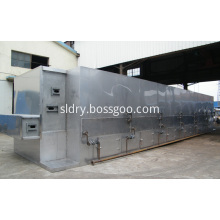 Mineral particles dryer equipment