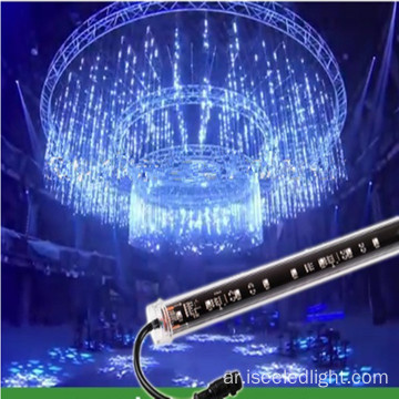 DMX 3.3ft 5050 RGB LED Pixel 3d tube