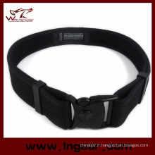 Nouvelle arrivée sécurité Double boucle ceinture Tactical Gear ceinture