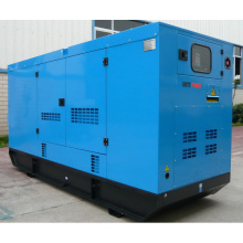 Grupo electrógeno diesel insonorizado Doosan de 250kVA con Stamford (UDS250)
