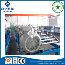 siyang unovo roll forming machine for nine fold profile
