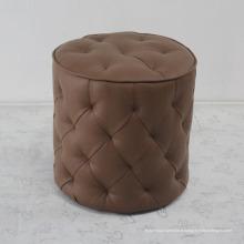 Tabouret de meubles Home Design Hotel avec cuir PU