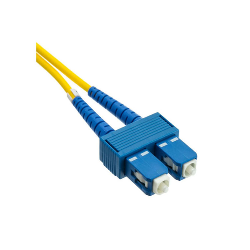 Sc Duplex Fiber Connector