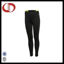 Latest Blank Dry Fit Women Pantalon de compression jeune Leggings de course