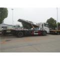 Dongfeng 4x2 бортовой дорожный эвакуатор в Африке