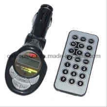 Car MP3 Player, Built-in Fm Transmitter, LCD Screen Display
