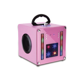 LED Lights Bluetooth Speaker