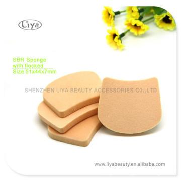 Multicolored Latex Makeup Sponge Cosmetic Latex Sponge SBR Sponge