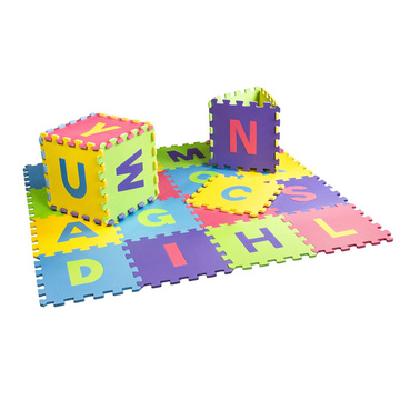 Melors ECO Friendly EVA Educational Floor Baby Play Puzzle Mat