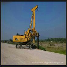 56m schwere Bau-Bohrinsel