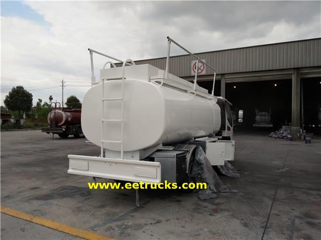 70HP JAC Mobile Refuelling Trucks