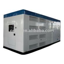 440kw generador diesel a prueba de sonido de alta calidad con motor diesel SDEC