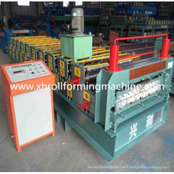 Hot Sale rouleau double couche formant la machine de toiture (XH860-900)