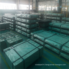 2016 60g/80g/125g Zn Coating Galvanized Steel Sheet