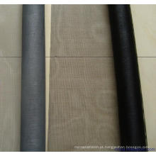 cortinas da tela da mosca da fibra de vidro da fonte da fábrica nos rolos