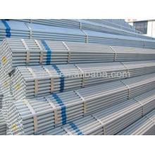 Parede pesada tubo de aço galvanizado à venda 400g / m2