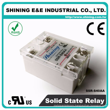 SSR-S40AA Best Module 40A Zero Crossing Symbol Solid State Relay