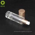 Cosmetics packaging cream bottles glass 60 ml foundation bottle with pump