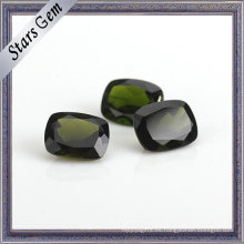 Octagon Shape Natural Cutting Natural Diopside Stones