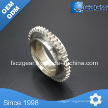 High Precision OEM Customized Transmission Gear Sprocket for Various Machinery