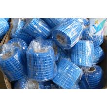10mm * 10mm 2.5 * 2.5 90G / M2 Wall Fiberglass Net