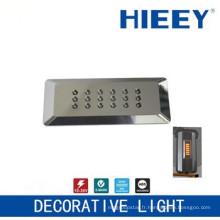Lampe de signalisation côté LED lampe décorative lampe à lampe LED plaque d'immatriculation avec LED ambre et base ABS
