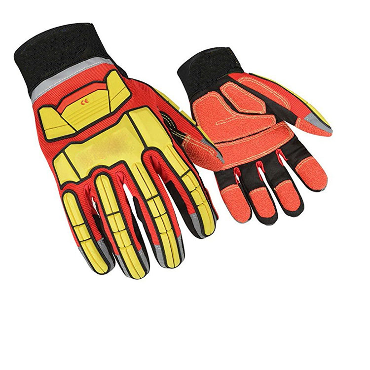Professional Oil platform Gloves