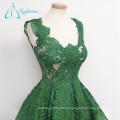2017 diseñan el vestido del baile de fin de curso del vestido de bola del cordón para la venta