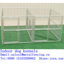 China factory suppling zoo animals kennels metal panel dog kennels cheap dog kennels indoor dog kennels