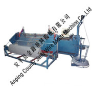 Fully Automatic Diamond Wire Mesh (Chain Link Fence) Machine