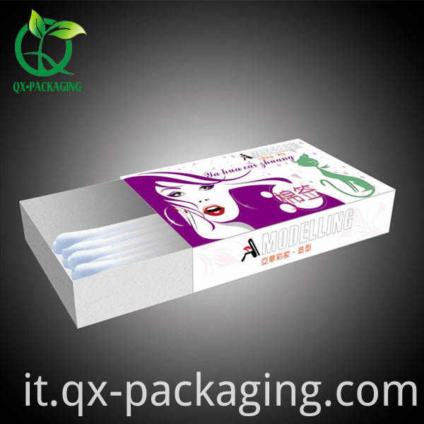 High end cosmetic packaging
