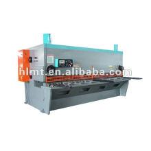 QC11Y electro hidráulica de corte de la máquina, máquina de corte de hoja hidráulica
